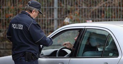 Fragebogen für den Führerschein