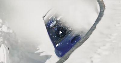 Wenn sich der Subaru WRX STI auf die Bobbahn verirrt