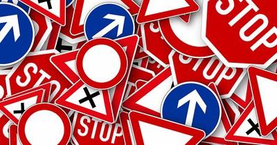 Verkehrsschilder-Quiz