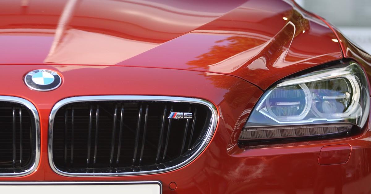 Getunter BMW M6 hängt Porsche ab