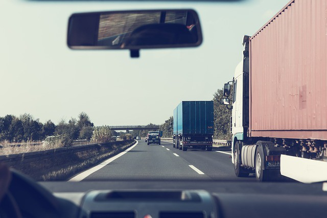 Dieser LKW-Fahrer kennt keine Grenzen