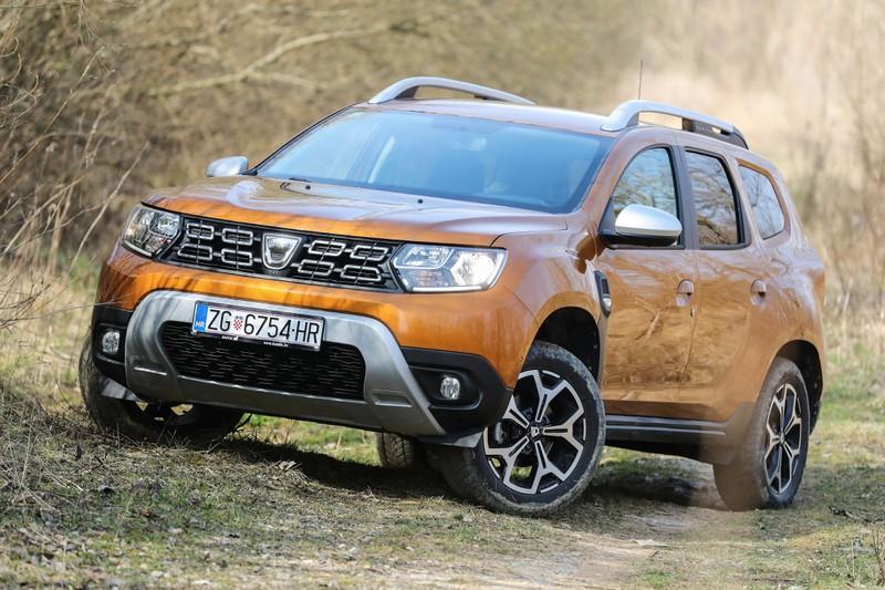Der Dacia Duster führt die Liste der günstigsten Autos der unteren Mittelklasse an.