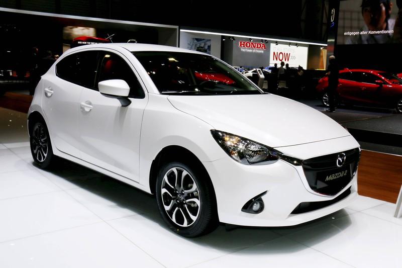 Der Mazda 2 ist für einen Kleinwagen recht günstig.