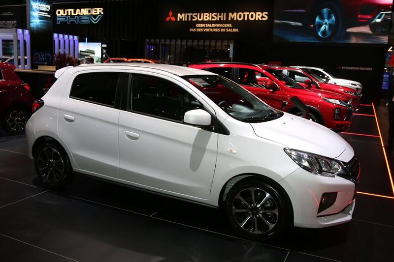 Der Mitsubishi Space Star hat einen geringen Benzinverbrauch für einen Kleinwagen.