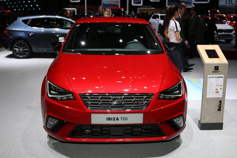 Der Seat Ibiza ist auf der Liste der günstigsten Kleinwagen.