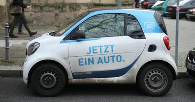 Carsharing-Angebote in Deutschland