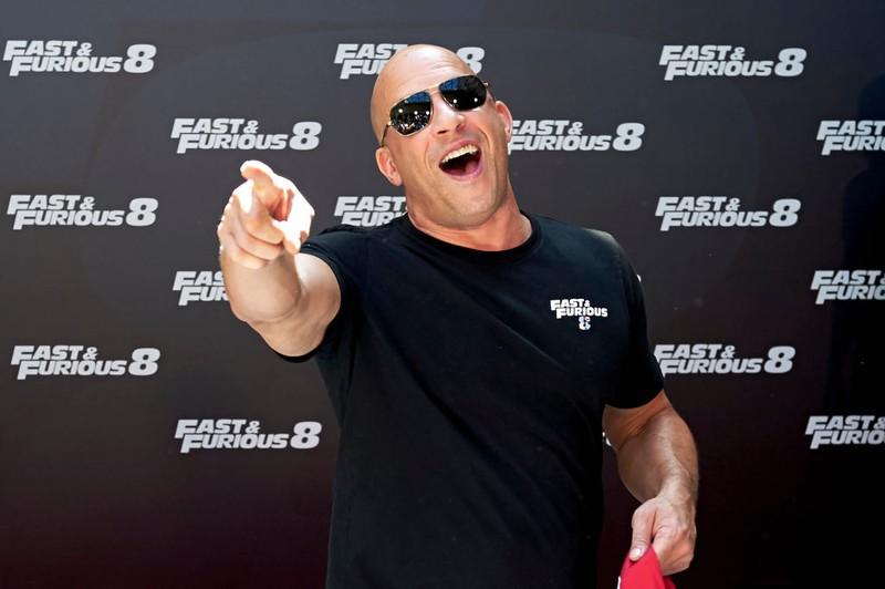 Vin Diesel: Seine Luxus-Schlitten