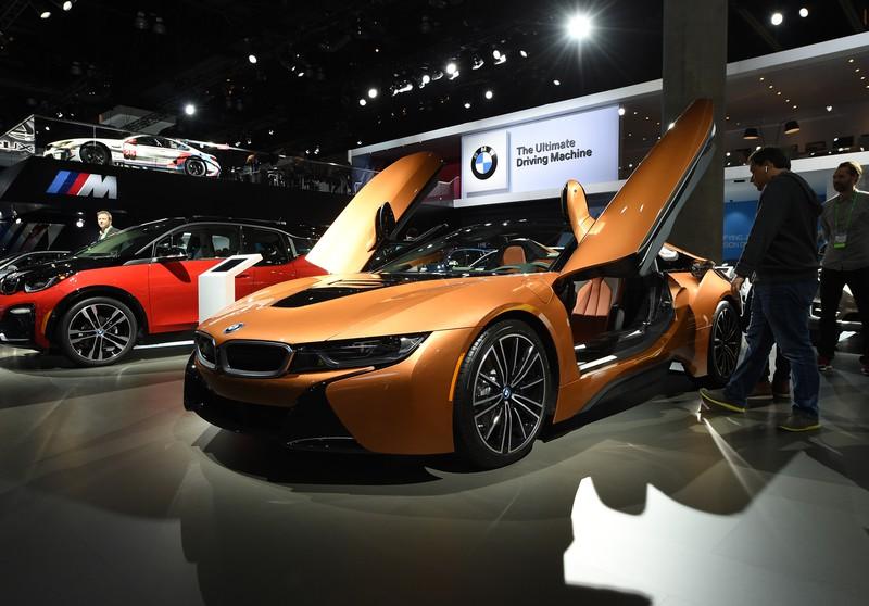 Die neuen Automodelle 2018