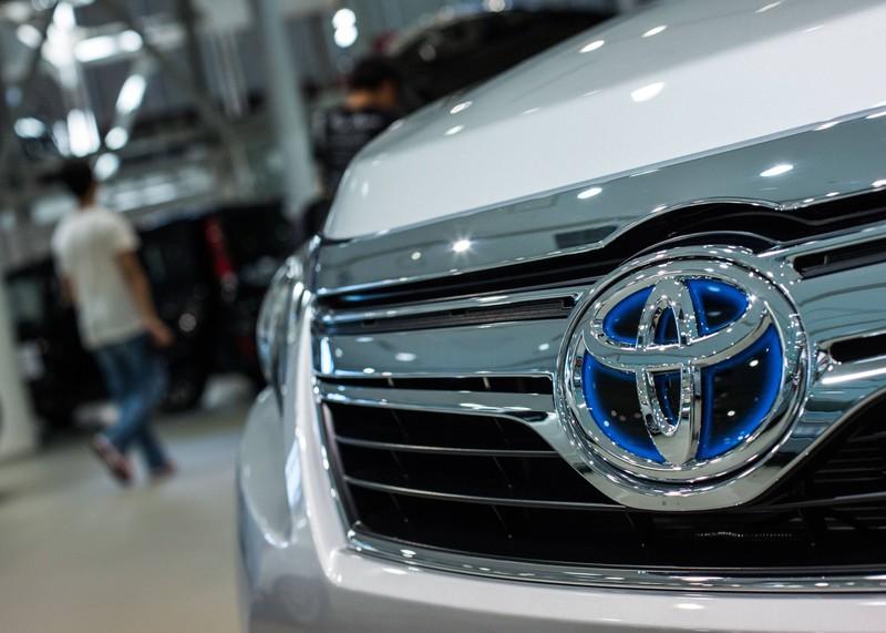 Auch Toyota kann bisher der Krise trotzen