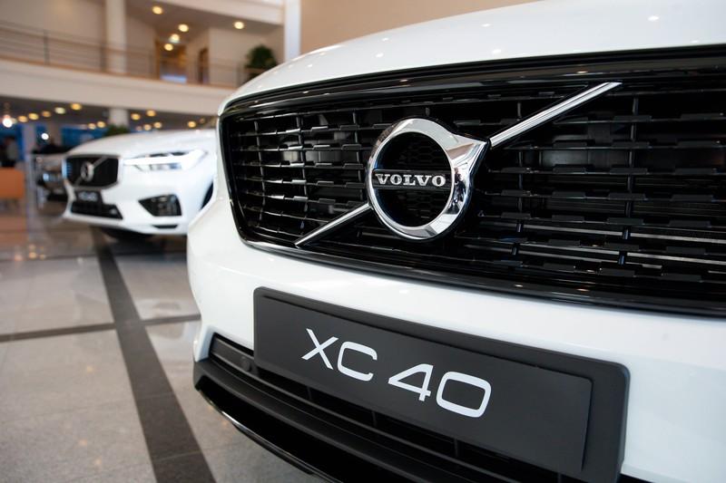 Auch Volvo macht Verluste pro Auto, allerdings halten sie sich in Grenzen
