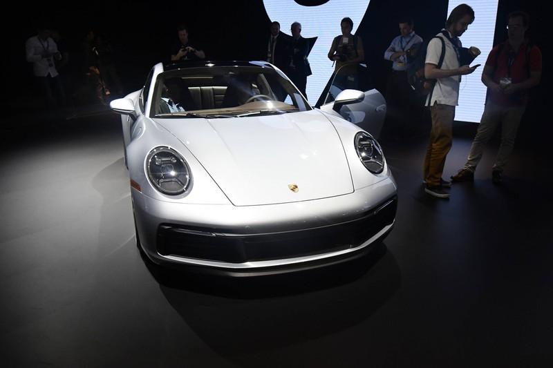 Porsche ist unter den Top-Verdienern pro Auto in der Autobranche.