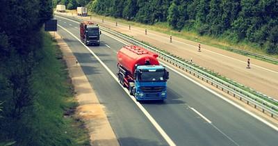Regeln, an die sich alle LKW-Fahrer halten müssen