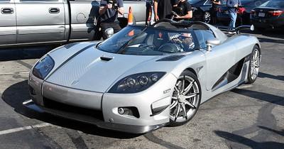 Die fünf teuersten Autos der Welt