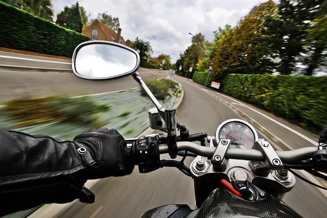 Airbags für Motorräder kommen