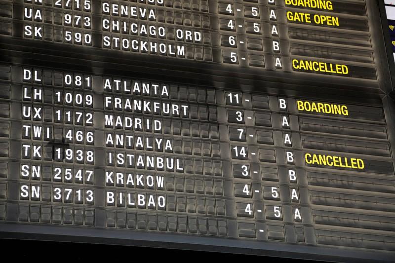 Man sollte auf alternative Flughäfen achten