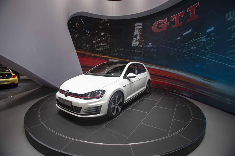 Der 2013 VW GTI verspricht keine lange Lebensdauer.