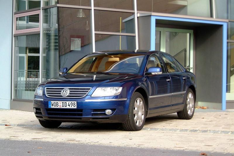Der VW Phaeton wird nicht empfohlen, wenn man ein Auto sucht, das lange halten soll.