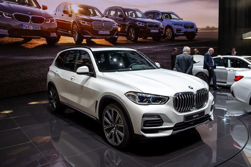 Mit dem BMW X5 hat der Fahrer einen langjährigen Begleiter.