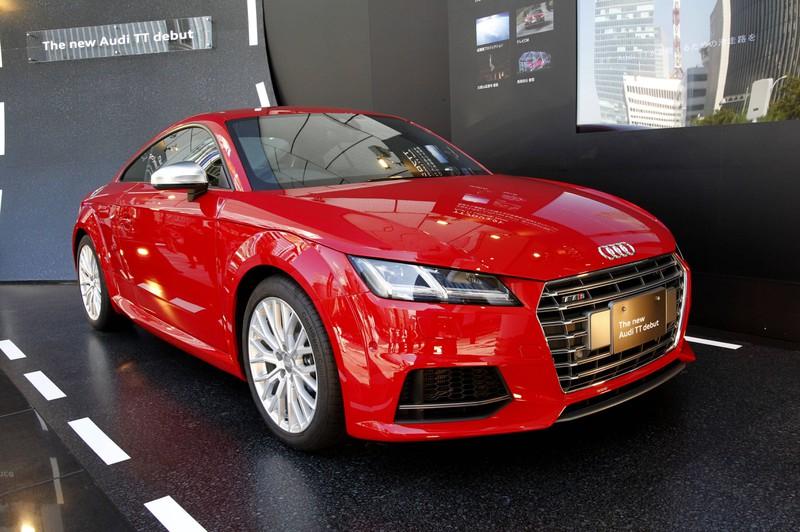 Vielleicht hält der Audi TT lange, allerdings ist er in Sachen Sicherheit nicht der zuverlässigste Wagen.
