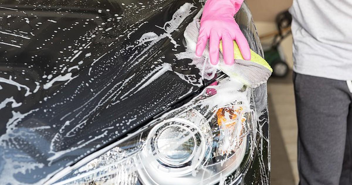 13 Fehler bei der Autowäsche, die man vermeiden sollte
