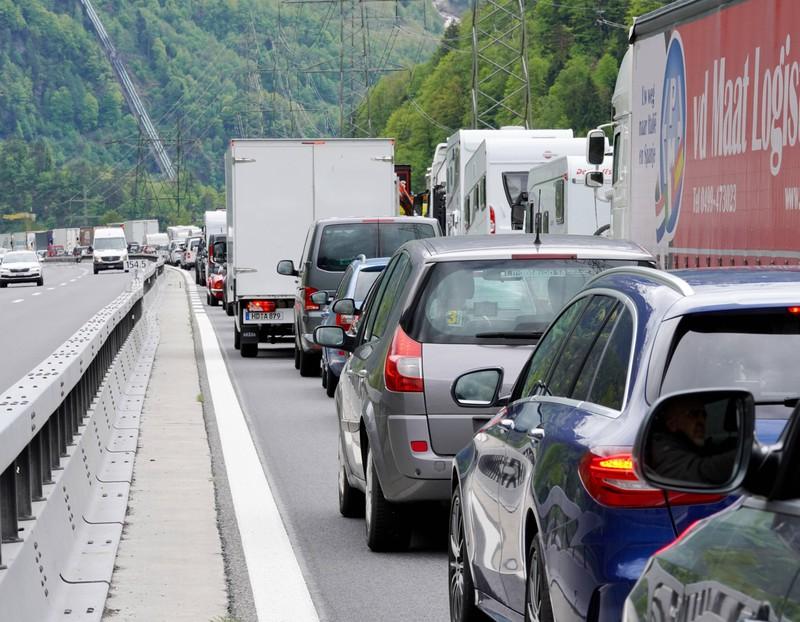 Der Stau auf der Autobahn ist ein Keim vieler Mythen