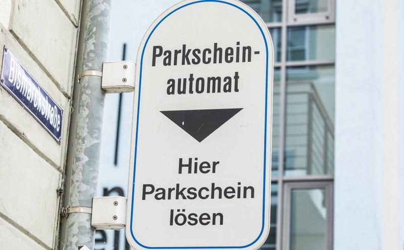 Was macht man, wenn der Parkscheinautomat nicht geht?
