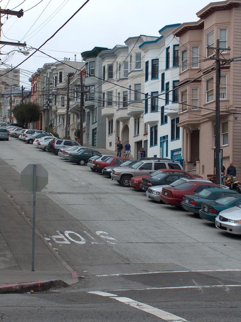 Das Parken unterliegt in den USA anderen Regeln