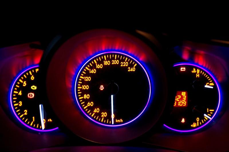 Geschwindigkeitsbegrenzungen bedeuten in den USA etwas anderes als in Deutschland