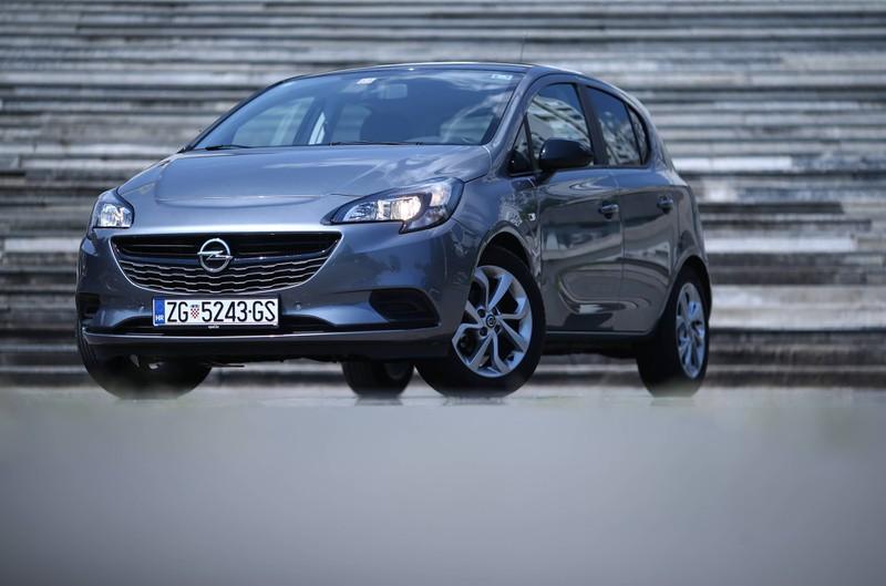Auch der Opel Corsa ist bei den Deutschen beliebt