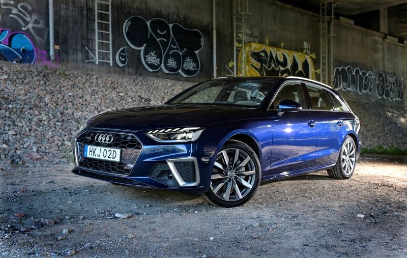 Der Audi A4 gehört zu den beliebtesten Modellen