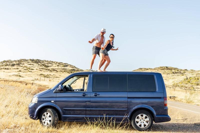 Der VW Transporter gehört zu den meistverkauftesten Autos in Deutschland