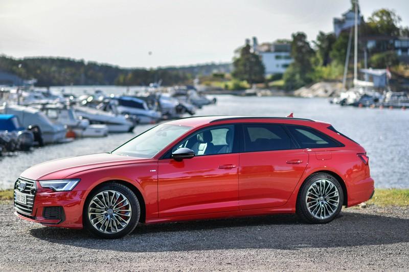 Die Deutschen fahren gerne den Audi A6