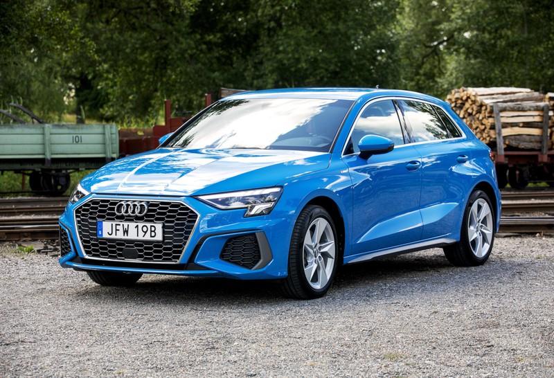 Die Deutschen kaufen sich oft den Audi A3