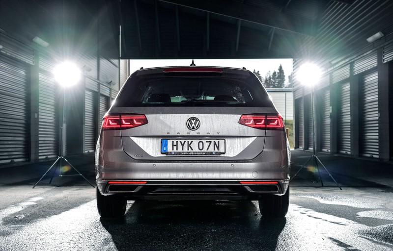 In Deutschland fährt man gerne mit dem VW Passat