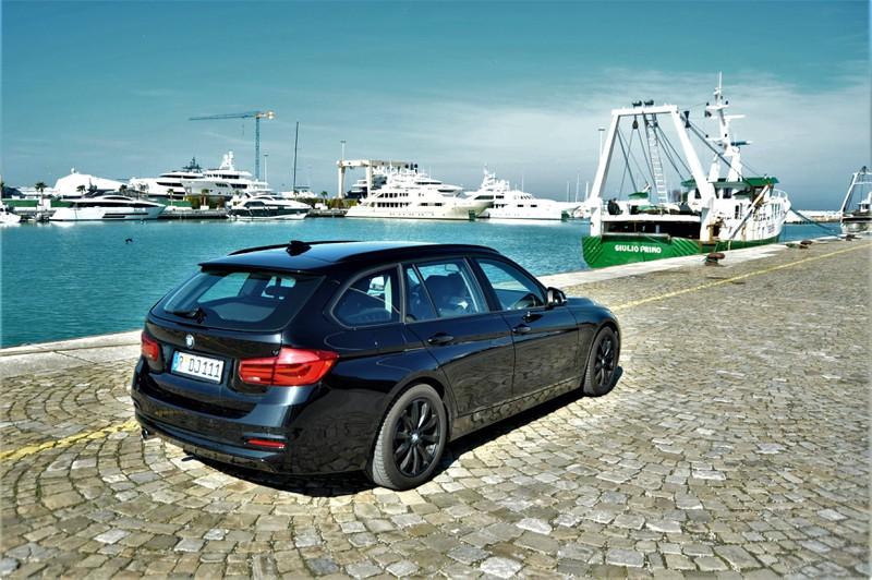 Zu den beliebtesten Autos der Deutschen zählt auch der BMW 3er