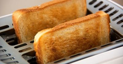 Verbrannte Toastscheiben gefährlicher als Autos?