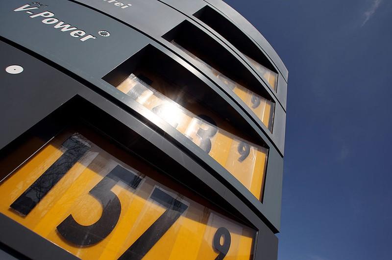 Große Sprit-Preiserhöhung in Deutschland?