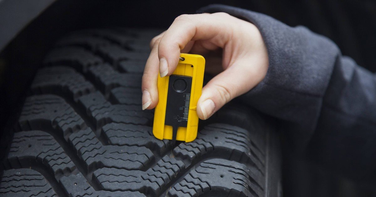 Dekra warnt Autofahrer vor zu wenig Profiltiefe bei Reifen