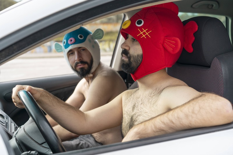 Wäscheklammern können im Auto für den Geruch nützlich sein