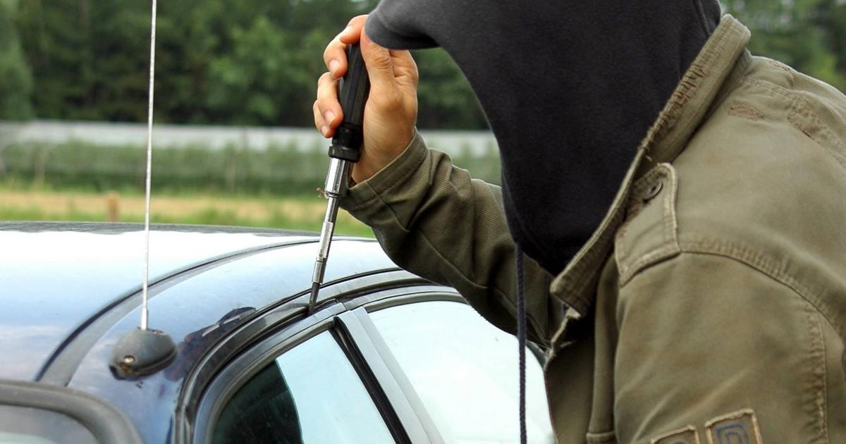 10 Autos, die in Deutschland am häufigsten gestohlen werden