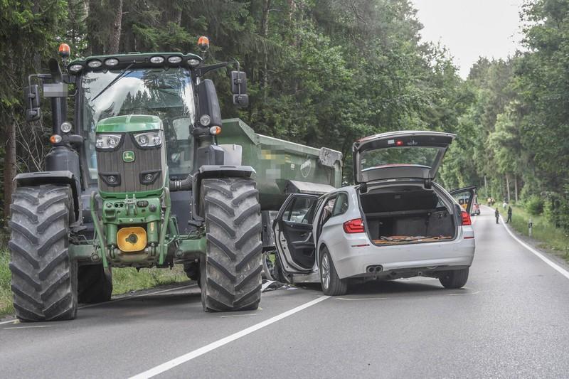 Oberste Regel im Straßenverkehr: Straße freihalten für den laufenden Verkehr (zumindest wenn dies möglich ist).