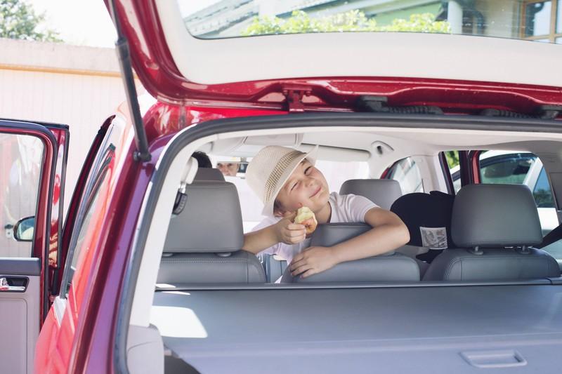 Autositze werden schnell dreckig