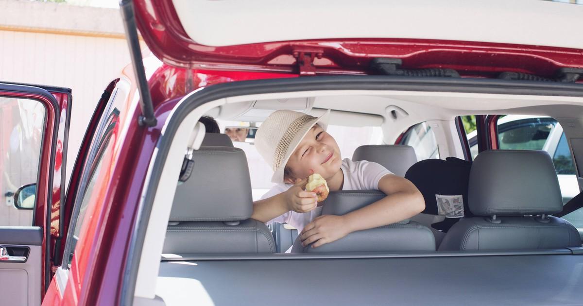 Mit den Hausmitteln kannst du deine Autositze einfach reinigen