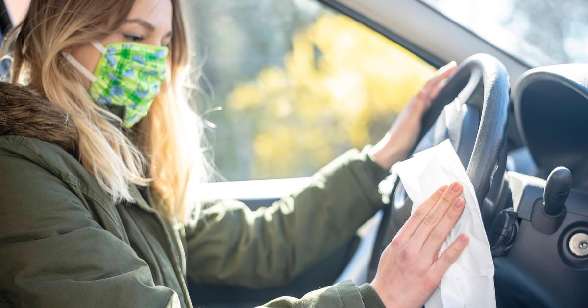 Hygiene im Auto: Wie hältst du dein Auto sauber?