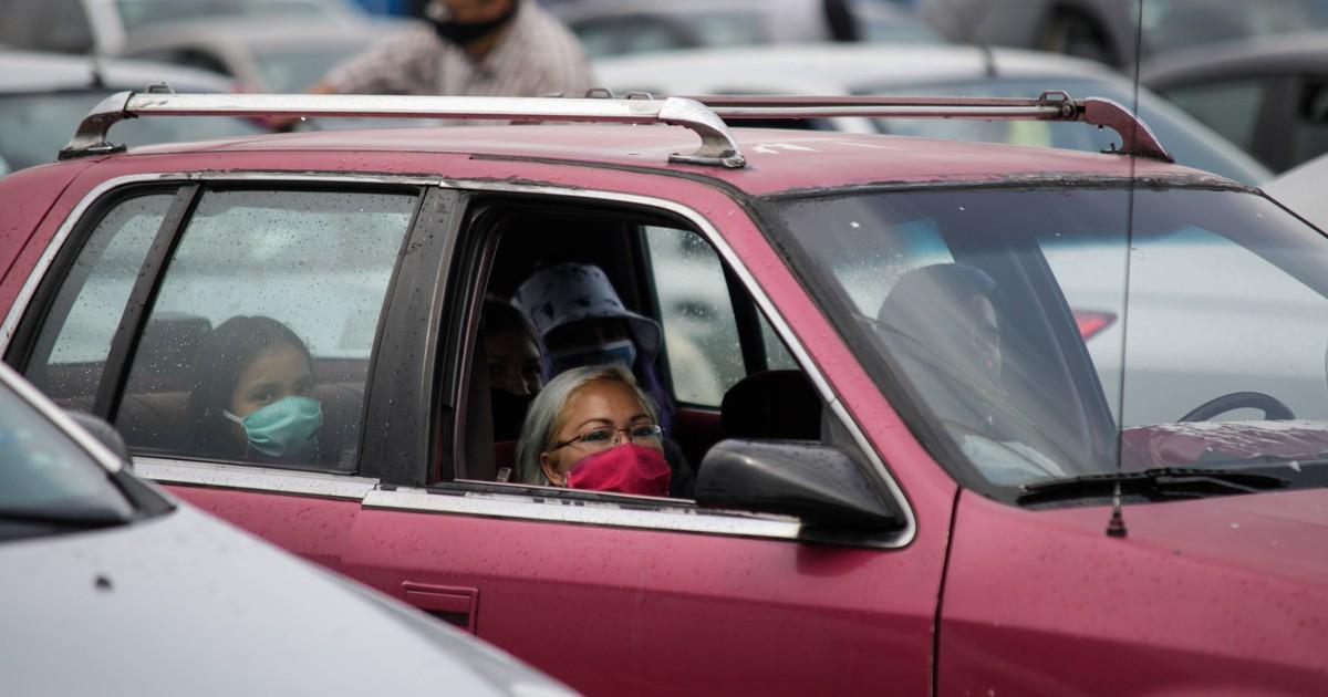 Corona Regel: Wie viele Personen dürfen im Auto mitfahren?