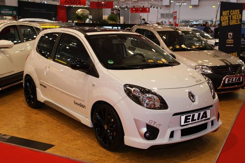 Der Renault Twingo GT bringt mit seinem Heckantrieb gute Voraussetzungen fürs Driften mit.