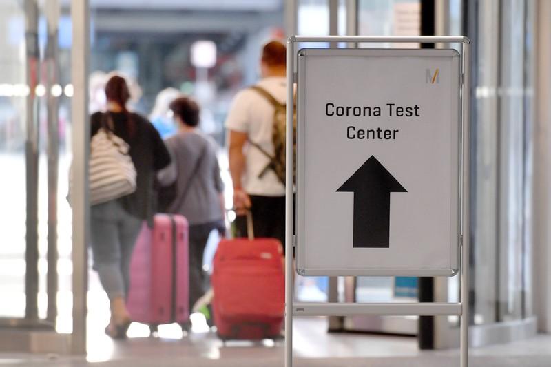 Der Corona Test ist für Reisekrückkehrer aus Risikogebiten Pflicht.