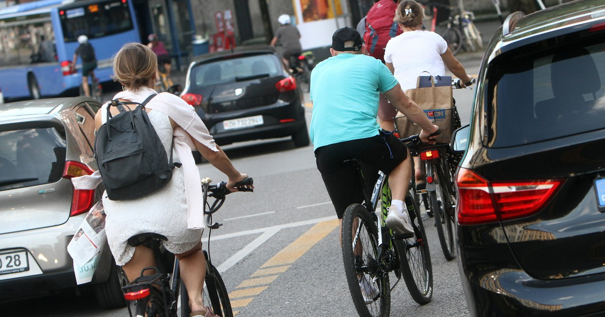 Viele machen es falsch: Wie viel Abstand muss man zu Radfahrern halten