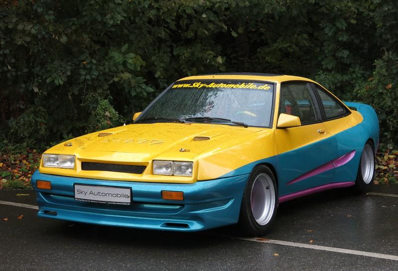 Das Auto ist jedem Autonerd bekannt.