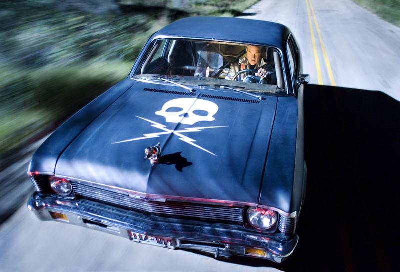 Das Filmauto ist Kult!